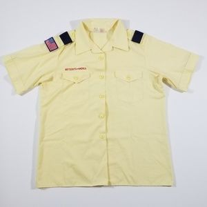 Boy Scouts blouse uniform